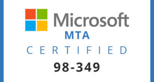 Formation Exam 98-349: Windows Operating System Fundamentals in FEZ MOROCCO