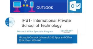 Formation Bureauqutique Microsoft Outlook Associate (Microsoft 365 Apps and Office 2019) Exam MO-400